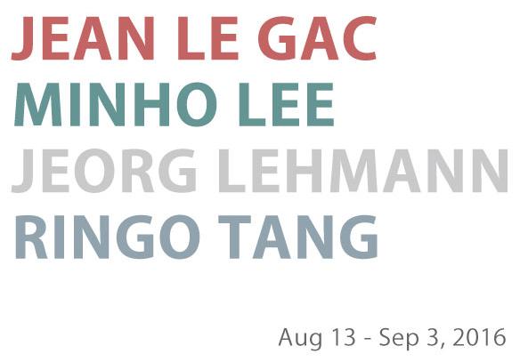 Jean LE GAC / Minho LEE / Jeorg LEHMANN / Ringo TANG
