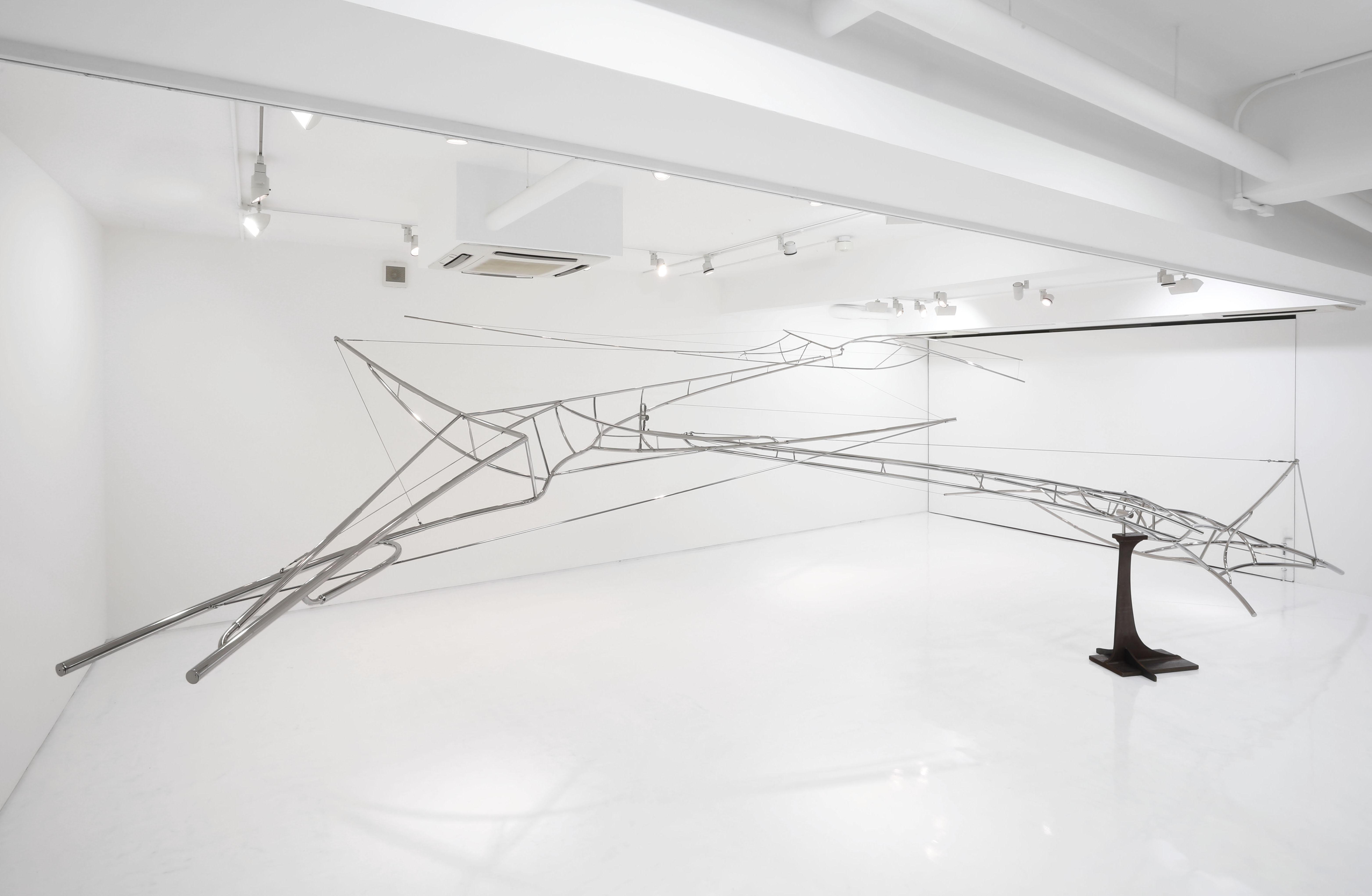 Kozo NISHINO 「Floating: in the Air」