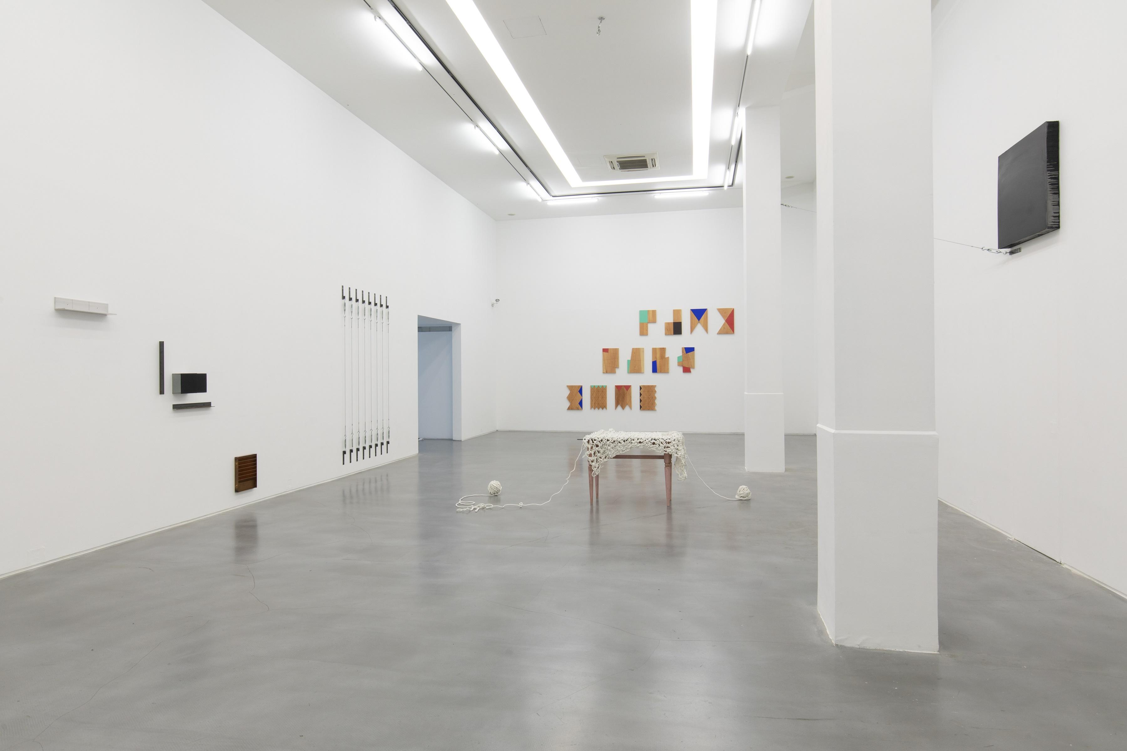 小清水漸 上海アジアアートセンターで二人展開催中